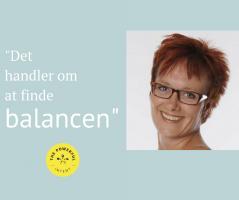 Birgit og den manglende balance